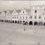 Telč, Repubblica Ceca, 1989.